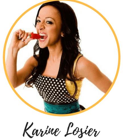 Karine author