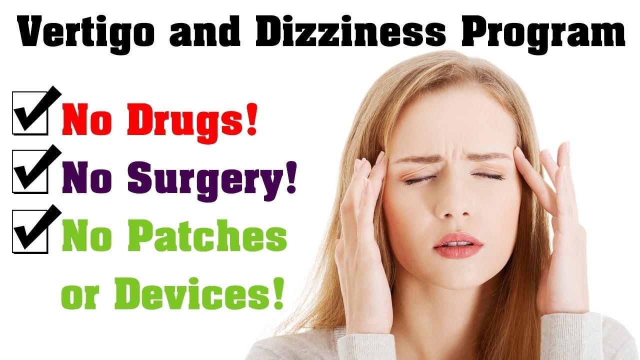 best vertigo and dizziness program