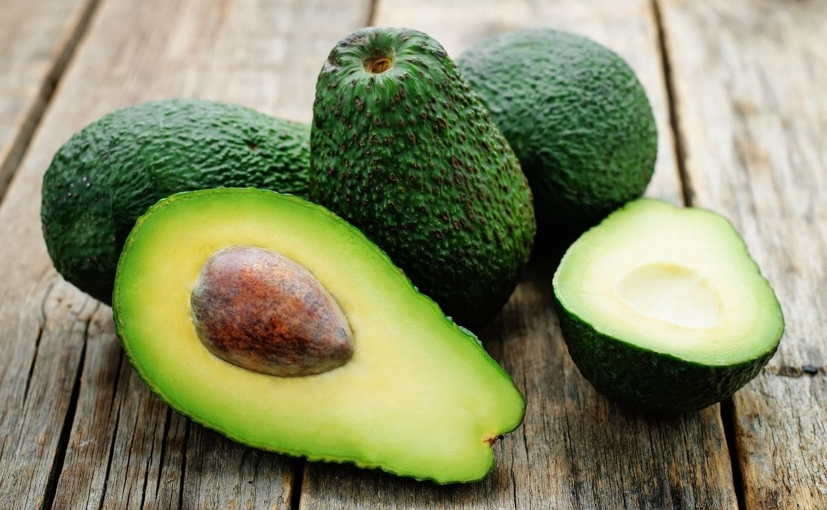 to eat avocado on an empty stomach
