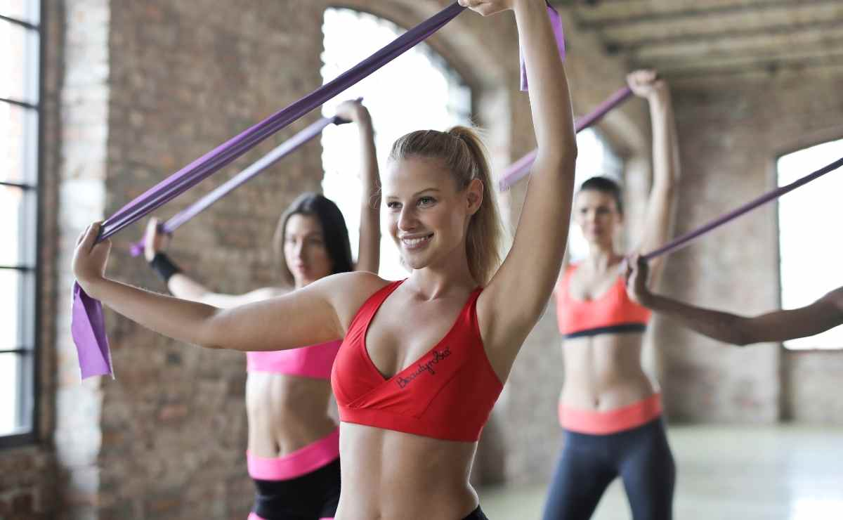 Exercise recommended by Harvard University