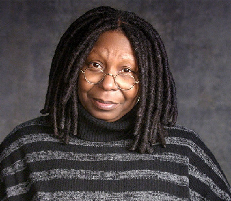 Whoopi Goldberg's 40 Best Quotes